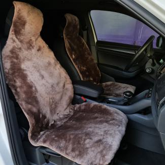 """Накидки на сидения автомобиля """"Капучино"""""""